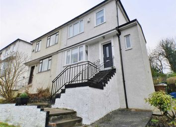 Thumbnail 2 bed semi-detached house for sale in Orchard Park Avenue, Thornliebank, Glasgow