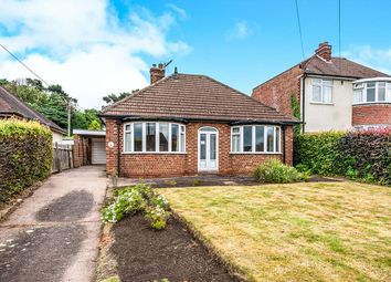 Thumbnail 2 bed bungalow for sale in Creswell Grove, Stafford
