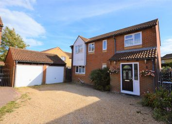 Thumbnail 4 bed detached house for sale in Magpie Lane, Lee-On-The-Solent
