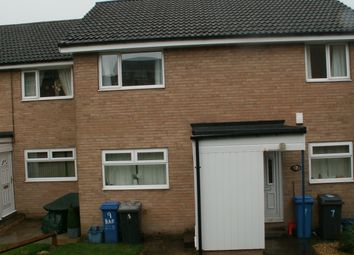 Thumbnail 2 bed flat to rent in Harlech Close, Chapeltown, Sheffield, South Yorkshire