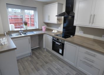 Thumbnail 3 bed end terrace house to rent in Mallard Close, Measham, Swadlincote