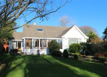 Thumbnail 4 bed detached bungalow for sale in Woodbine Lane, Illogan, Redruth