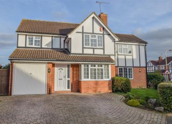 Thumbnail 5 bed property for sale in Lawrence Avenue, Stanstead Abbotts, Ware