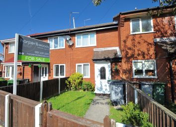 Thumbnail 2 bedroom terraced house for sale in Molyneux Drive, New Brighton, Wallasey