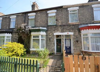 Thumbnail 3 bed terraced house for sale in 4 Marlborough Avenue, Hornsea