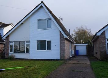 Thumbnail 3 bedroom detached house to rent in Kittiwake Close, Lowestoft