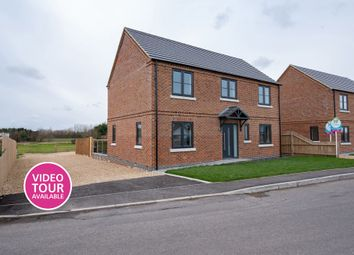 Thumbnail 4 bed detached house for sale in Lutton Gowts, Lutton, Spalding