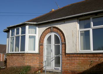 Thumbnail 2 bed semi-detached bungalow for sale in Birmingham Road, Lickey End, Bromsgrove