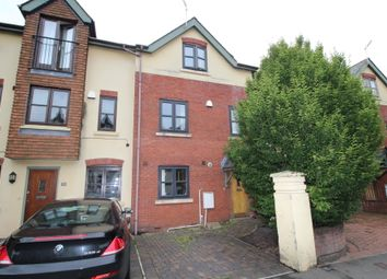 Thumbnail 3 bed town house for sale in Romilly Crescent, Pontcanna, Cardiff