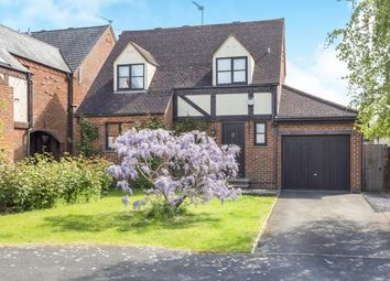 Thumbnail 3 bed detached house for sale in Furlong Lane, Bishops Cleeve, Cheltenham, Gloucestershire