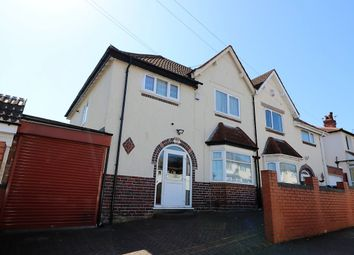 Thumbnail 3 bedroom semi-detached house for sale in Grafton Road, Handsworth, Birmingham