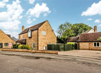 Thumbnail 4 bed detached house for sale in Cranfield Way, Brampton, Huntingdon