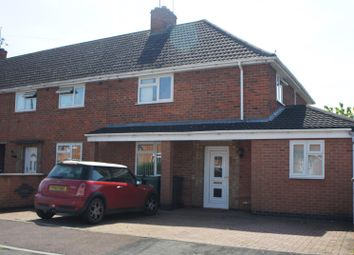 Thumbnail 4 bed semi-detached house for sale in Ellis Close, Barrow Upon Soar, Loughborough
