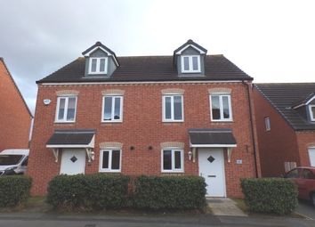Thumbnail 3 bed semi-detached house to rent in Maltby Court, Darlington
