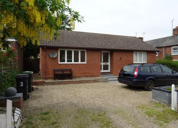 Thumbnail 2 bedroom detached bungalow for sale in Freehold Road, Needham Market, Ipswich