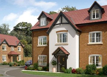 Thumbnail 5 bed detached house for sale in Plot 45, Damstead Park, Alfreton
