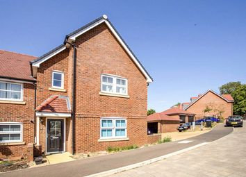 2 bed maisonette for sale in Tudgey Gardens, Crookham Village, Fleet GU51