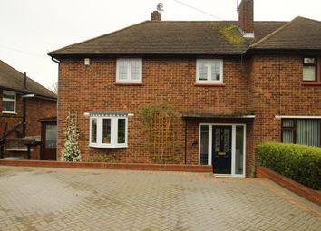 Thumbnail 3 bed semi-detached house for sale in Foxbury Drive, Chelsfield