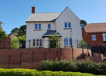 Thumbnail 4 bed detached house for sale in Woodberry Down Way, Lyme Regis, Dorset