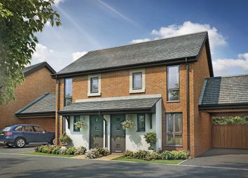 "Thumbnail 2 bed semi-detached house for sale in ""The Alnwick"" at Berrington Road, Off London Road, Hampton"