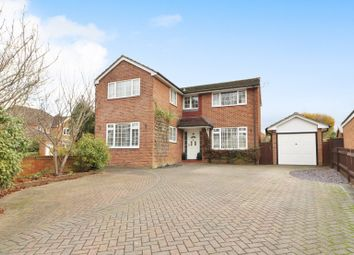 Catherine Close, West End, Southampton SO30. 4 bed detached house for sale