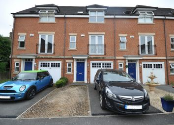 Thumbnail 3 bed town house to rent in Messiter Mews, Willington, Derby