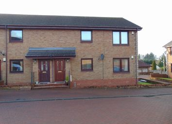 Thumbnail 2 bed flat to rent in Stane Grove, Shotts