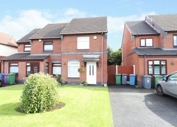 Thumbnail 2 bed semi-detached house for sale in Denham Close, Liverpool