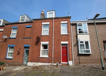 Thumbnail 4 bed terraced house for sale in East John Walk, Newtown, Exeter