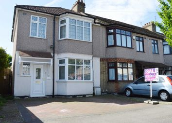 Thumbnail 3 bed end terrace house for sale in Strathmore Gardens, Hornchurch