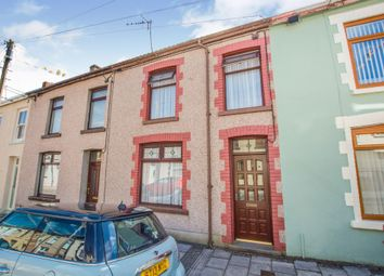 Thumbnail 3 bed terraced house for sale in Charles Street, Trealaw, Tonypandy