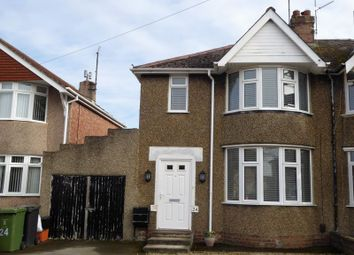 Thumbnail 3 bedroom semi-detached house for sale in Somerset Road, Swindon