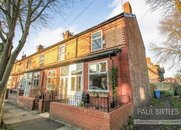 Thumbnail 2 bed end terrace house for sale in Haslemere Road, Urmston
