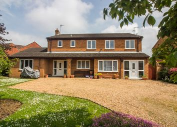 Thumbnail 5 bed detached house for sale in Eastwood End, March