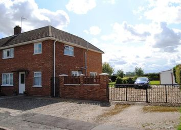 Thumbnail 4 bedroom semi-detached house for sale in Tilney St. Lawrence, Kings Lynn, Norfolk