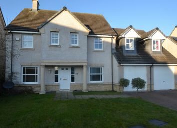 Thumbnail 4 bed detached house for sale in Hillview Court, Dunfermline