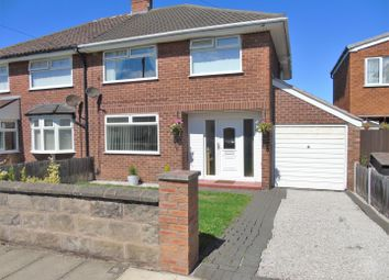 Thumbnail 3 bed semi-detached house for sale in Sandhurst Drive, Aintree, Liverpool