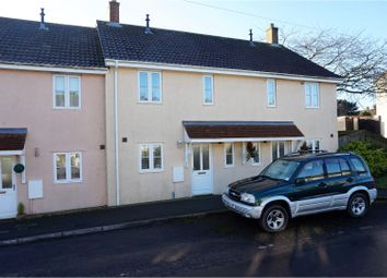Thumbnail 3 bed terraced house for sale in Lonlay Mews, Stogursey