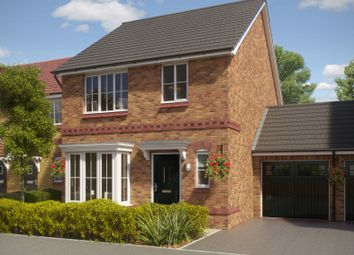 Thumbnail 3 bed detached house for sale in Stanton Road, Shifnal