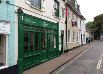 Thumbnail Restaurant/cafe for sale in Church Street, Colchester