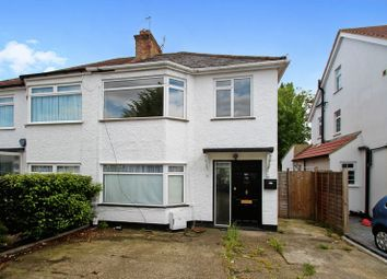 Thumbnail 3 bed semi-detached house for sale in Canterbury Road, North Harrow, Harrow