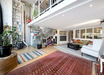Thumbnail 3 bed flat for sale in Union Wharf, 23 Wenlock Road, London