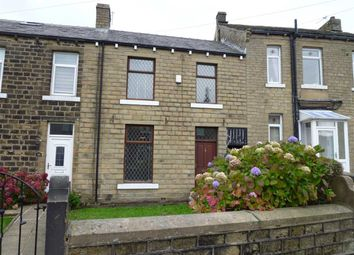 Thumbnail 4 bed terraced house for sale in Leymoor Road, Golcar, Huddersfield