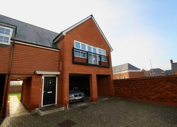 Thumbnail 2 bed maisonette for sale in Village Road, Wouldham, Rochester