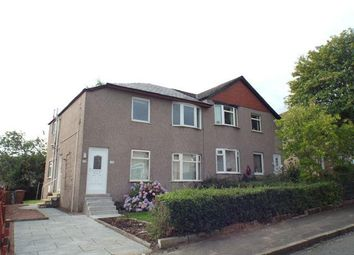 Thumbnail 3 bed flat to rent in Croftside Avenue, Croftfoot, Glasgow
