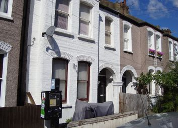 Thumbnail 3 bed flat to rent in Pevensey Road, Tooting Broadway