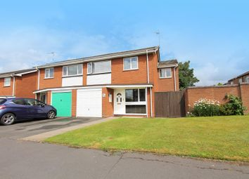 Thumbnail 4 bed semi-detached house for sale in Parklands Avenue, Leamington Spa