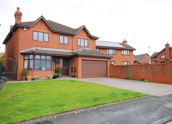Thumbnail 4 bed detached house for sale in Tannery Lane, Penketh, Warrington