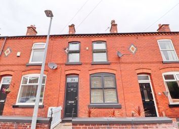 2 bed terraced house for sale in Poplar Road, South Swinton, Manchester M27