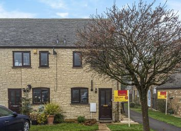 Thumbnail 2 bed end terrace house for sale in Rissington Drive, Witney